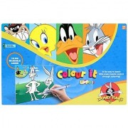 Toysbox Colour It - Wipe It (Looney Tunes)