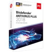 Bitdefender Antivirus Plus 2018 - 3 PC - Abonnement 3 ans