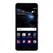 Huawei P10 (64GB, Dual Sim, Midnight Black, Special Import)