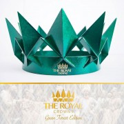 The Royal Crowns Basic Crown Green Forest