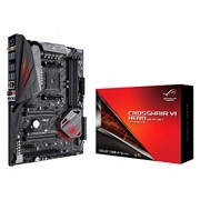 ASUS ROG Crosshair VI Hero (WI-FI AC) AMD Ryzen AM4 DDR4 M.2 USB 3.1