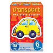 Set 6 puzzle Transport 2 piese