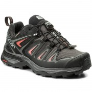 Туристически SALOMON - X Ultra 3 Gtx W GORE-TEX 398685 20 V0 Magnet/Black/Mineral Red