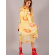 PAUSE Isabel Dress Yellow