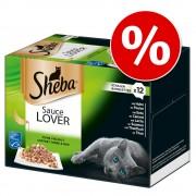96x85гр вариации Sheba, консервирана храна за котки, Sauce Specialé