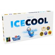 Brain Games - ICECOOL Award-Winning Family Board Game - A Fast & Fun Penguin Flicking Game - Ideal For Parties & Families with Kids, Teenagers & Adult