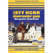 1977 NCAA Chamionship Game: Marquette Basketball [DVD] [1977]
