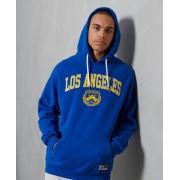 Superdry City College Box Hoodie XXL blau