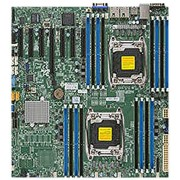 Supermicro EATX DDR4 LGA 2011 Motherboards X10DRH-IT-O