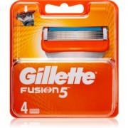 Gillette Fusion5 recambios de cuchillas 4 ud