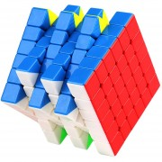 6x6 Cubo Mágico Moyu Weishi GTS - Vistoso