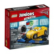 LEGO Juniors Cruz Ramirez Race Simulator 10731 Building Kit