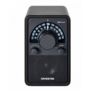 Sangean WR-15BT - Bluetooth-Radio - Schwarz