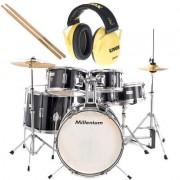 Millenium MX Junior Earprotection Bundle