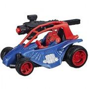 Marvel Ultimate Spider-Man Web Warriors Blast 'N Go Racers Sand Runner