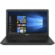 Лаптоп Asus FX553VD-FY369, Intel Core i7-7700HQ (up to 3.8GHz, 6MB), 15.6 инча, 90NB0DW4-M05290