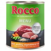 Rocco Menu 6 x 800 g - Ntktt med lamm, grnsaker & ris