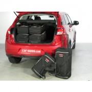 Peugeot 4008 2012-nuvarande Suv Car-Bags Resväskor