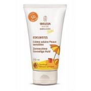 Weleda Edelweiss zonnecreme gevoelige huid SPF50 50ml