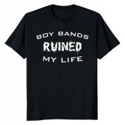 Тениска Boy bands