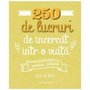 250 de lucruri de incercat intr-o viata - pentru parinti/Elise de Rijck