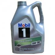 Mobil 1 FUEL ECONOMY 0W-30 5 Liter Burk