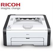 Ricoh SP211 A4 Mono Laser Printer - Print speed: 22 pages per minute