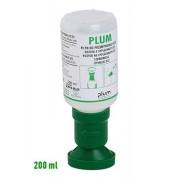 Solutie pentru curatat ochii Plum 200ml
