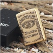 Zippo öngyújtó /Jack Daniels/