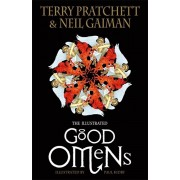 Illustrated Good Omens, Hardback/Neil Gaiman