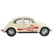 Coca Cola 1:24 Scale 1966 VW Beetle The Real Thing Model Car