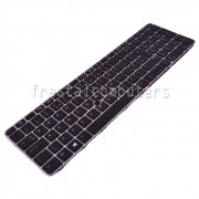 Tastatura Laptop HP Elitebook 755 G3 Iluminata Cu Rama Argintie