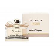 Ferragamo Salvatore Ferragamo Signorina Eleganza Eau De Parfum 100 Ml Spray (8034097955747)