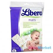 Libero Baby Care pelenkázó alátét 6db