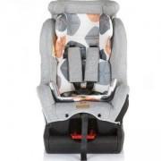 Бебешко столче за кола 0-25 кг. Chipolino Тракс, пепел, 350775