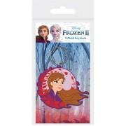 Pyramid Frozen 2 - Anna Rubber Keychain