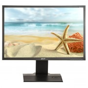 Acer B223WL, 22 inch LED backlit, 1680 x 1050, 16:10
