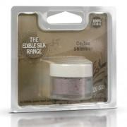 RD Edible Silk -Shimmer Coffee