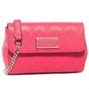 Чанта за кръст GUESS - Logo Love (SG) Mini HWSG76 62800 HIB