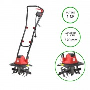 Motosapa electrica HECHT 730, 750 W, 32 cm