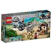 LEGO Jurassic World, Dilophosaurus in libertate 75934