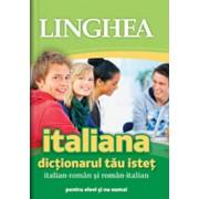 Dictionarul tau istet italian-roman si roman-italian/***