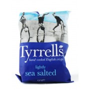 Tyrrell's Patatine Lightly Sea Salted Gr 150