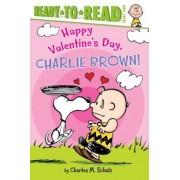 Happy Valentine's Day, Charlie Brown!, Hardcover