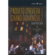 D'Rivera/Dominguez - Quartier Latin: Live [DVD]