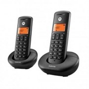 Motorola Trådlös telefon Motorola F52000K50O2AES03 (2 st) Svart
