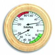 Термометър - хигрометър за сауна - 40.1005