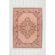 Urban Outfitters Tapis Stina à fleurs 5x7- taille: 5X7