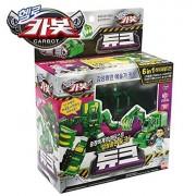Sonokong Hello Carbot DUKE Power Sovel Artist Transformer Transforming Robot Car Toy