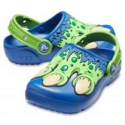 Crocs Blue Papuče Fun Lab Creature Clog Blue Jean